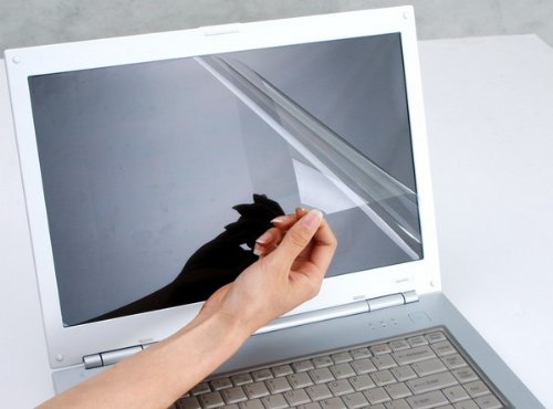 Ypper 15.6 Inch Wide LCD Laptop Screen Guard Protector for Laptop Notebook 16:9