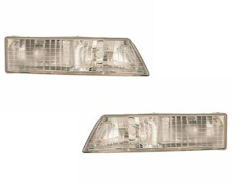 Mercury Grand Marquis New Headlights Set Headlamps