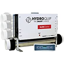 Hydro Quip CS6109B-US-F Hot Tub Replacement Equipment Control System with Balboa VS500Z M7 Technology and a Slide Heater