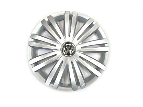 Genuine Wheel Center Hub Cap Diamond Silver For VW Passat 561601147A8Z8