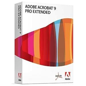Adobe Acrobat Pro Extended 9 (Spanish)