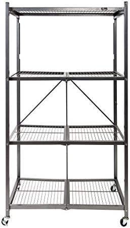 Storage Shelves: Origami 3-tier Folding Storage Shelves   459x260