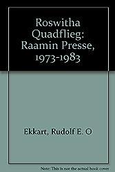 Roswitha Quadflieg . Raamin-Presse 1973 - 1983.