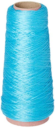 DMC: Cone Floss DMC 6-Strand Cotton 100g Cone-Turquoise Light Bright Embroidery