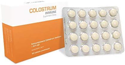 Genoscopio - Colostro Bovinum IMMUNE - Compresse 60 pz. Garanzia del ...