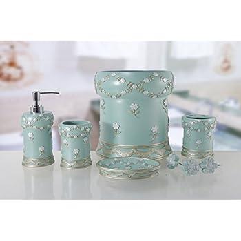 Brandream luxury bathroom accessories elegant - Luxury bathroom accessories sets ...