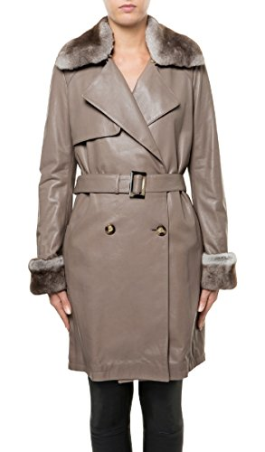 Max & Moi - Trench LUXORFUR - Femme
