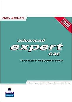 Book CAE Expert New Edition Teachers Resource book