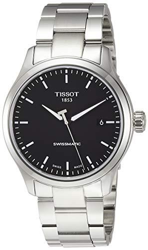 Tissot para hombre Tissot Gent XL Reloj casual de acero inoxidable gris T1164071105100