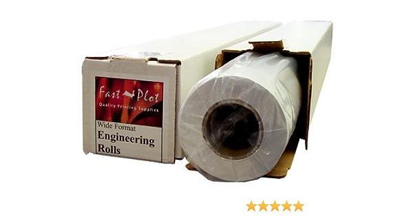 "4 Rolls 22/"" X 150/' 22 Inch X 150 Foot 20lb Bond Paper 2/"" Core by Ces Imaging for sale online"