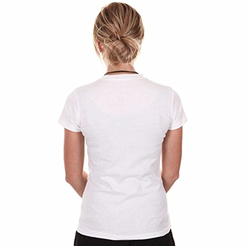 BANG TIDY CLOTHING Damen T-Shirt weiß weiß Einheitsgröße