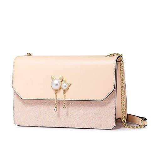Chaîne 5 Pour Pink Sac 23 Main 5 De Sac Sac Sacs Mode Carrière Bandoulière 10 à 14 Rue à Femmes Cm Femmes La BR4pAIqWw
