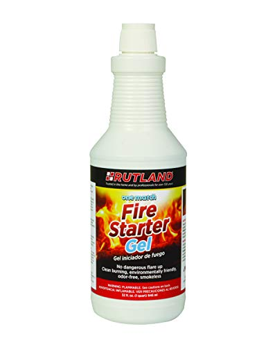 Great Deal! One Match  Gel Fire Starter, 32 fl. oz. (Package may vary)