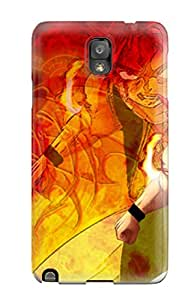 For Galaxy Note 3 Fashion Design Fairy Tail Case-JtJEmZq8186FKZxN