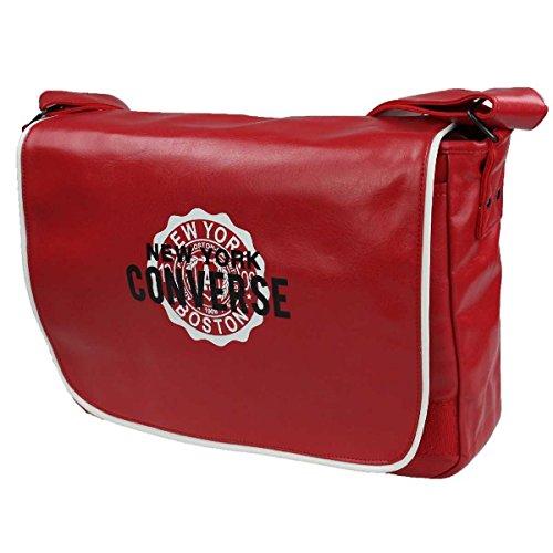 Converse Messenger Bag Flapbag Vintage Reporter Premium red 8da10fe6f2953