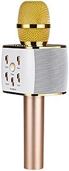 AwesomeWare Wireless Karaoke Microphone