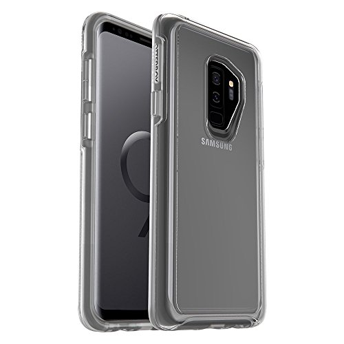 OtterBox Symmetry Series Case for Samsung Galaxy S9 Plus ONLY (Not for S9) Clear - (Renewed)