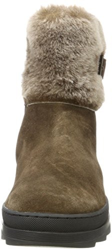 Turf Women's Sioux Nuska Brown Wf Boots wpnPqvx