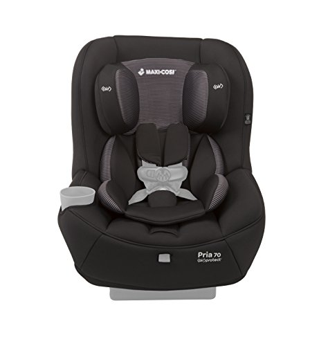 Maxi-Cosi Pria 70 Car Seat Fashion Kit, Black Gravel (Car Seat Sold (Maxi Cosi Seat Cover)