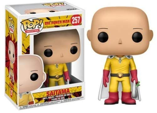 Funko - POP! Vinilo Coleccion One punch man - Figura Saitama (14993)