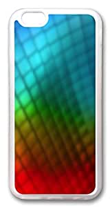 Best abstract ID01 Custom iphone 6 plus 5.5inch Case Cover TPU Transparent