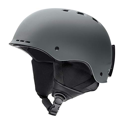 b1ef85b0567 Smith Optics Holt Adult Ski Snowmobile Helmet - Matte Charcoal Large