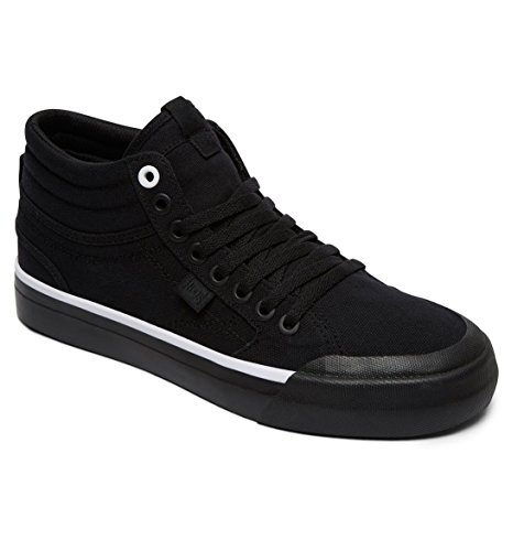 Evan TX DC ADJS300178 Shoes White Black Mujer para Hi Zapatillas Black Oqt5tS