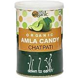 Organic Amla Candy Spicy (Chatpati) 150g - USDA Certified (Morarka)