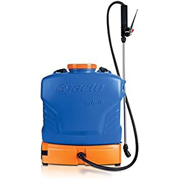 Amazon.com : Jacto PJB-8c Backpack Sprayer, Blue : Garden