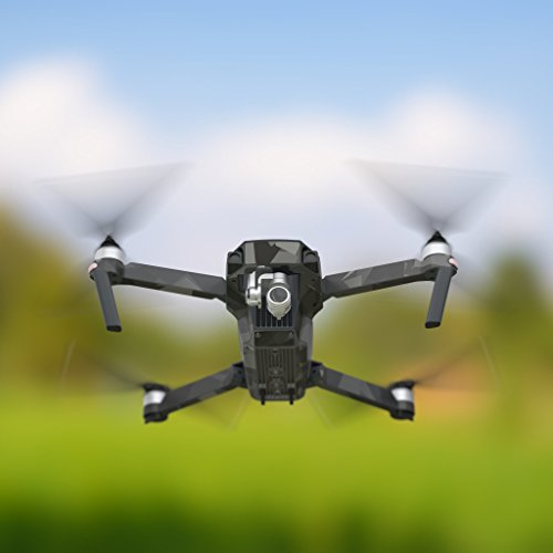 4c7166aa597 new Starkiller Decal for drone DJI Mavic Pro Kit - Includes Drone Skin,  Controller Skin