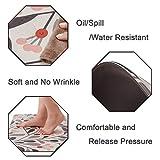 Home Queen Anti Fatigue Comfort Rug, Waterproof Non