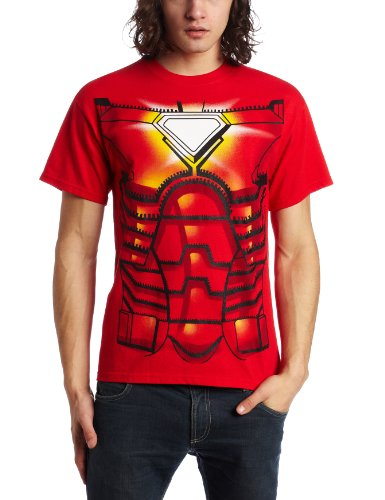 Iron Man Mens Costume T-Shirt