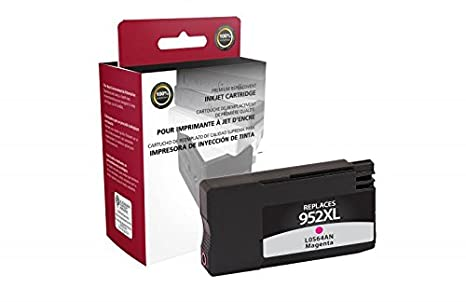 Amazon.com: CLOVER Remanufactured High Yield Magenta Ink ...