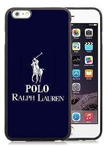 Unique iPhone 6 Plus/iPhone 6S Plus TPU Case ,Fashionable And Durable Designed Case With Lauren Ralph Lauren 14 Black iPhone 6 Plus/iPhone 6S Plus TPU Phone Case
