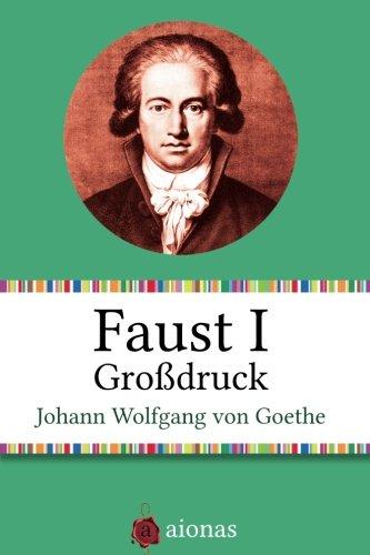 Faust I. Großdruck