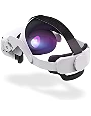 Oculus Quest 2 Head Strap - iofeiwak B5-PRO Halo Strap for Oculus Quest 2 - Ideal Replacement for Oculus Quest 2 Elite Strap - Comfortable/Lightweight/Reduce Jawbone Pain [2021 New]