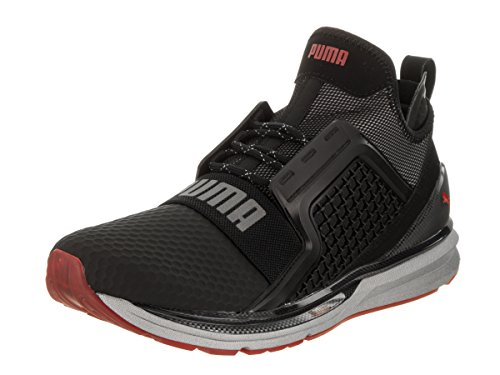 Puma Herren Ignite Limitless Hi-Tech Cross Trainer Puma Schwarz