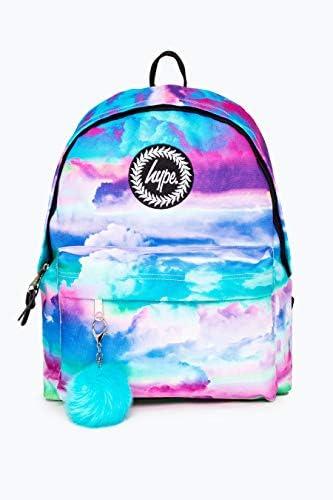 HYPE BTS20 Rucksack, Cloud Hues, mehrfarbig, Größe (H x B x T): 42 x 30 x 12 cm