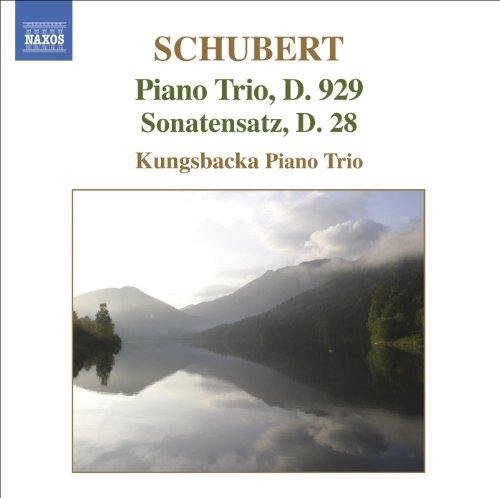 Schubert: Piano Trio No. 2 In E Flat Major / Sonatensatz - Schubert Trio
