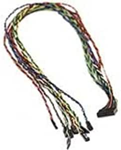 Supermicro 11.81-Inch 16-Pin Front Panel Split Cable (CBL-0068L)