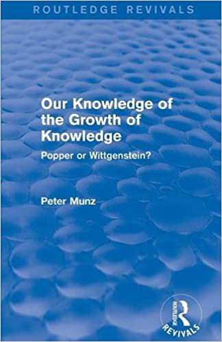 Our Knowledge of the Growth of Knowledge: Popper or Wittgenstein? (Routledge Revivals)