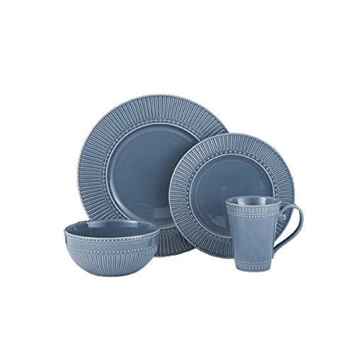 Mikasa Italian Countryside 16 Piece Dinnerware Set, Service for 4 by Mikasa