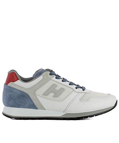 Hogan Zapatillas Para Hombre Blanco Weiß It - Marke Größe