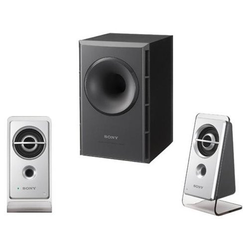 Sony Srsd21X 2.1 Multimedia Speaker System