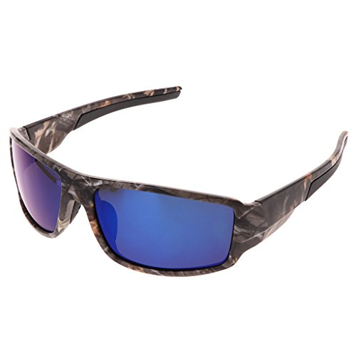 Oranmay Sports Polarized Sunglasses Spectacles Outdoor Fishing UV Protection Sunglasses ()