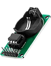 AZDelivery DS1302 Serial Real Time Clock RTC Real Time Clock Module compatibel met Arduino en Raspberry Pi Inclusief E-Book!