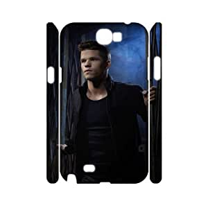 DIYCASETORE Teen Wolf Customized Hard Cover Case For caseamsung Galaxy Note 2 N7100
