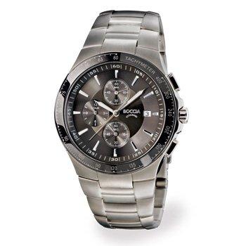 3773-01 Boccia Titanium Watch