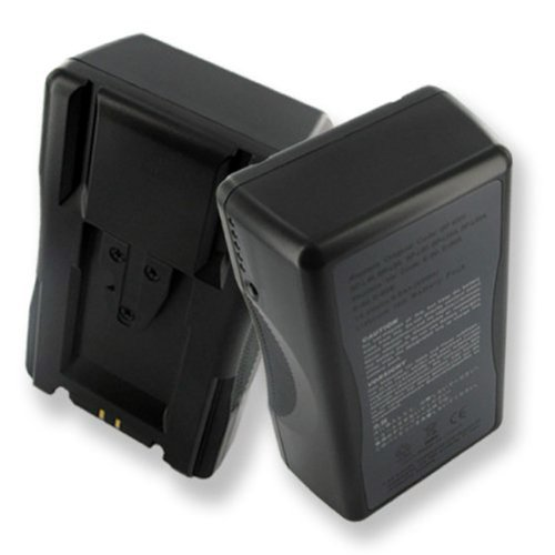 PowerSmart SONY BP-L90 BP-L90A Replacement Video V-Mount Battery - [Japan Grade A Cell, 12 Cell 6900mAh]