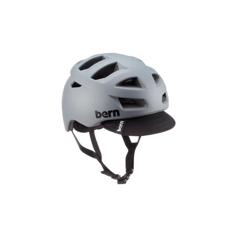 Bern 2016 Men's Allston Summer Bike Helmet w/ Visor